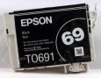 Epson T069120 Black Inkjet Cartridge 9ml