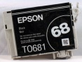 "T068120 Epson black inkjet cartridge ""high capacity"""