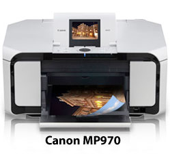 Canon MP970 looks very similar to the new Canon MP980