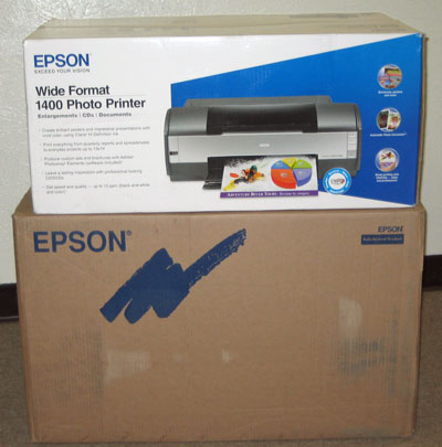 Deal Check: Newegg $149 Epson Stylus Photo 1400 Received