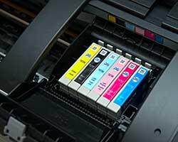 Epson Stylus Photo 1400 Discount Inkjet Printer Cartridge Print Head Installed