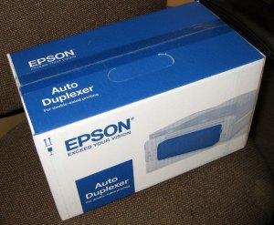 Epson C12C802522 Auto Duplexer For Epson Artisan 700 And 800 Inkjet Printers