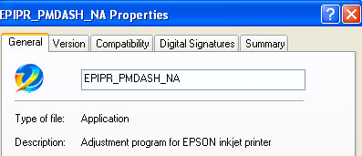 SSC Service Utility like functioality from Epson directly.