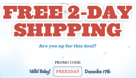 Free 2-Day Shipping Coupon Code From Epson 12-17-09