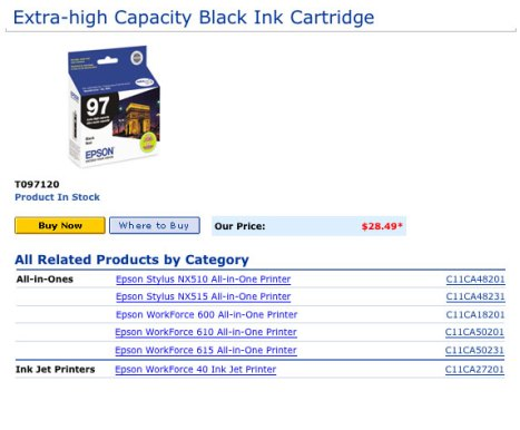 Epson Cartridges | Freedom to Print! | Page 2