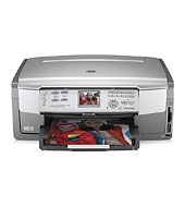 Hewlett Packard Photsmart 3210 Photo Inkjet Printer