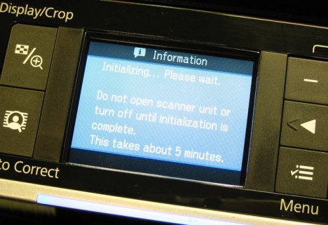 Epson Artisan 700 With CIS, CISS, Bulk Ink System Installed. Charging Happens When Printer Is New.