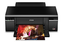 Epson Artisan 50 Inkjet Printer Specifications And Cartridges Used.