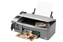 Epson Stylus CX6000 Inkjet Printer