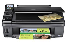 Epson Stylus CX8400 Inkjet Printer