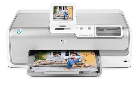Hewlett Packard D7460 Discount Inkjet Printer Cartridges