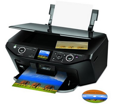 Epson Stylus Photo RX595 InkJet Printer.