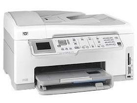 Hewlett Packard (HP) c7250 Photosmart Photo Inkjet Printer