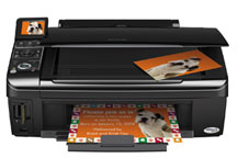 Epson NX400 Inkjet Printer.