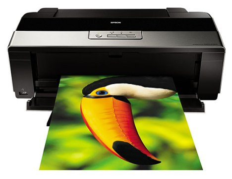 Epson Stylus Photo R1900 Inkjet Printer - Just the facts maam.