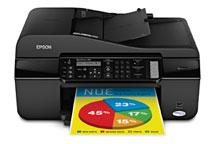 Workforce 310 Epson All In One Inkjet Printer.