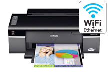 Epson Workforce 40 Inkjet Printer