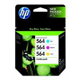 Cartridges: HP Hewlett Packard 564 And 564XL Ink Cartridges