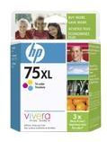 HP 75XL Inkjet Printer Cartridge
