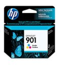 HP 901 Color CC656AN - Inkjet Printer Cartridge