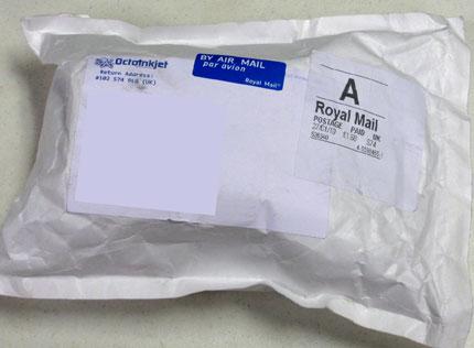 Octoinkjet waste ink external box for Artisan Epson inkjet prnters.