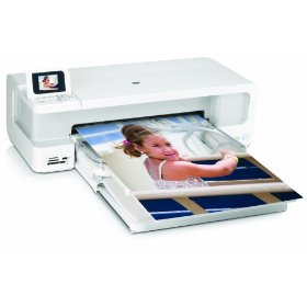 Photosmart B8550 Inkjet Printer From HP Hewlett Packard