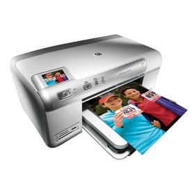 HP Hewlett Packard D5460 Photosmart Inkjet Printer