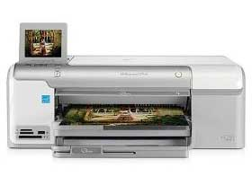 HP Photosmart d7560 Inkjet Printer