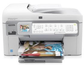 Photosmart Premium Plus Inkjet Printer