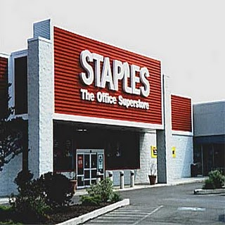 Staples Brick And Mortar Store