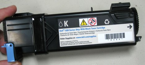 Dell 1320c Black Toner Cartridge