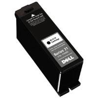 Dell 21 series black ink cartridge skip it.