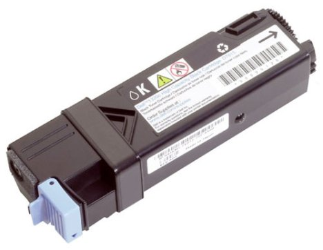 The Dell color laser toner cartridge T102C - T109C
