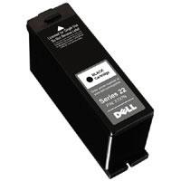 Dell 22 series hi yield black ink cartridge.