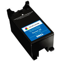 Dell 22 series hi yield tri-color ink cartridge