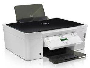 Dell (Lexmark) v313 All In One Inkjet printer.
