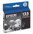 Epson stylus ink cartridge T125120, T125220, T125320, T125420 ink cartridges