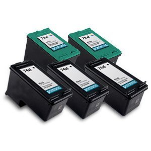 HP 74, 74XL compatible ink cartridges