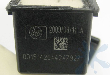 HP 94 black ink cartridge expiration date.