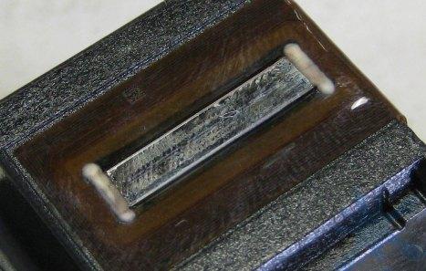 Print head printhead for the HP 96 black ink cartridge