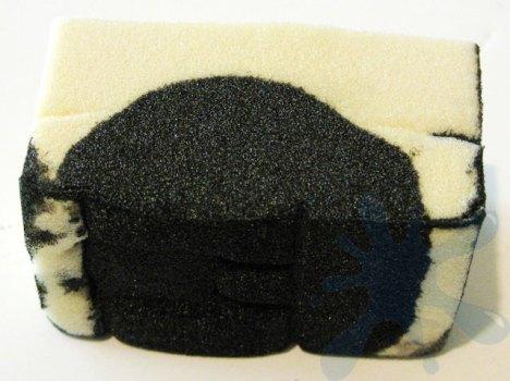 HP 98 ink cartridge - black sponge.