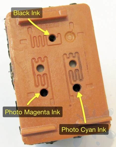 Where to refill the HP 99 photo ink cartridge.