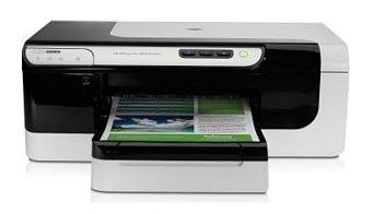 Hewlett Packard Officejet 8000 injet printer on sale at the HP.com website